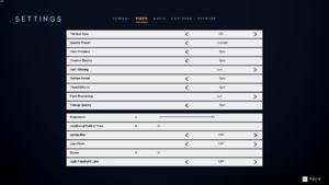 Display settings 02