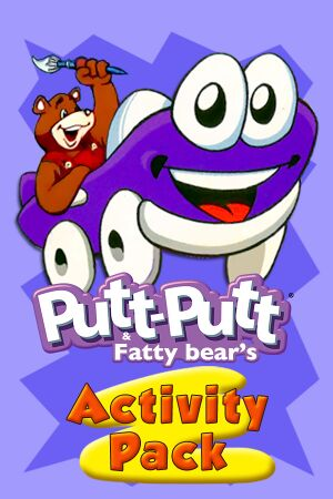 Putt-Putt and Fatty Bear's Activity Pack cover