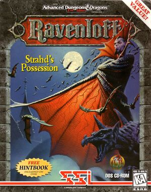 Ravenloft: Strahd's Possession cover