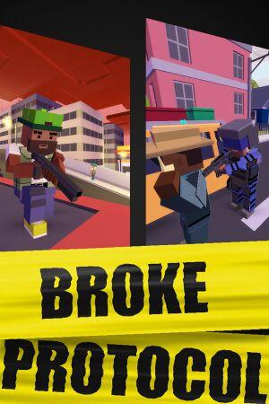 Broke Protocol cover