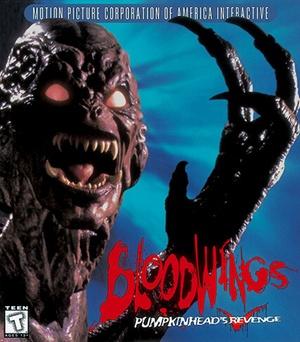 Bloodwings: Pumpkinhead's Revenge cover