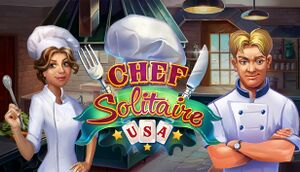 Chef Solitaire: USA cover