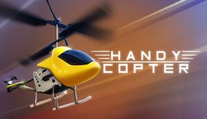 HandyCopter cover