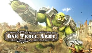 One Troll Army cover