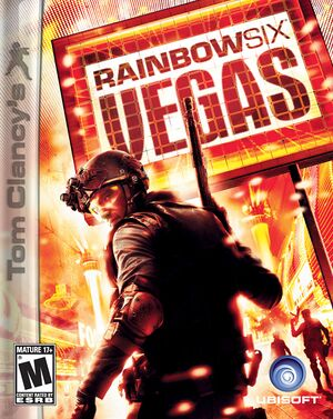 Tom Clancy's Rainbow Six: Vegas cover