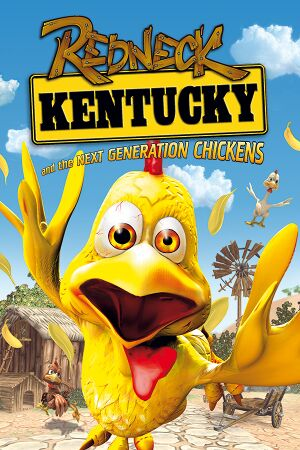 Redneck Kentucky and the Next Generation Chickens cover