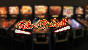 Retro Pinball cover