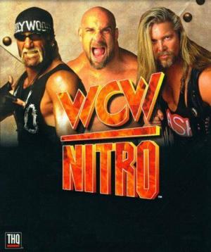 WCW Nitro cover