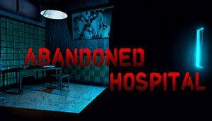 Abandoned Hospital VR cover