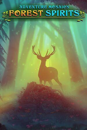 Adventure mosaics. Forest spirits cover