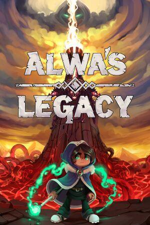Alwa's Legacy cover