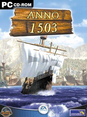 Anno 1503 cover