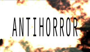 Antihorror cover