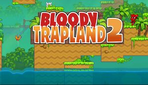 Bloody Trapland 2: Curiosity cover