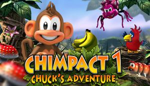 Chimpact 1: Chuck's Adventure cover