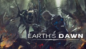Earth's Dawn cover