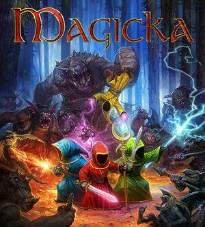 Magicka cover