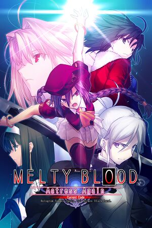 Melty Blood Actress Again Current Code cover