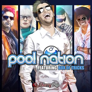 Pool Nation cover
