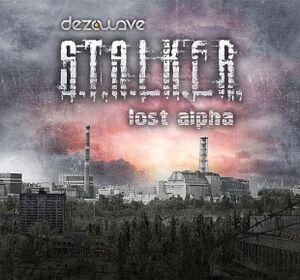 S.T.A.L.K.E.R.: Lost Alpha cover
