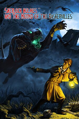Sherlock Holmes and the Hound of the Baskervilles cover