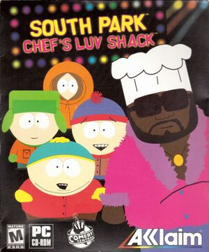South Park: Chef's Luv Shack cover