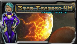 Star Traders: 4X Empires cover