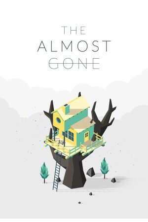 The Almost Gone cover