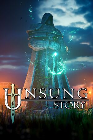 Unsung Story cover