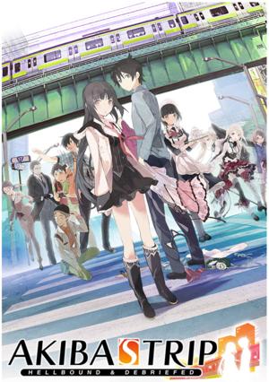 Akiba's Trip: Hellbound & Debriefed cover