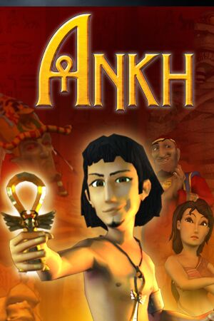 Ankh - Anniversary Edition cover