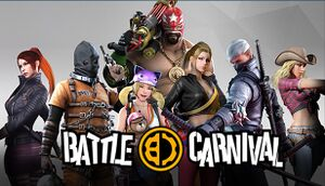 Battle Carnival cover