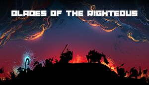 Blades of the Righteous cover