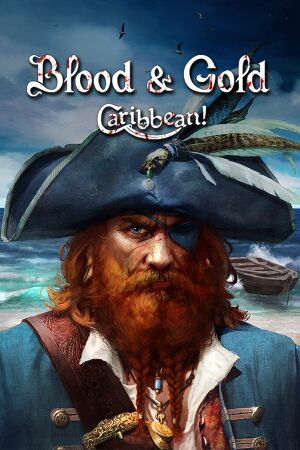 Blood & Gold: Caribbean! cover