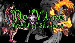 De'Vine: World of Shadows cover