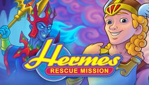 Hermes: Rescue Mission cover