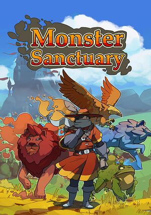 Monster Sanctuary cover