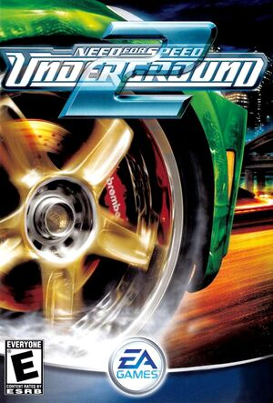 Need for Speed: Underground 2 cover