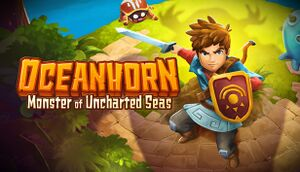 Oceanhorn: Monster of Uncharted Seas cover