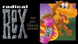 Radical Rex cover
