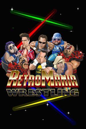 RetroMania Wrestling cover