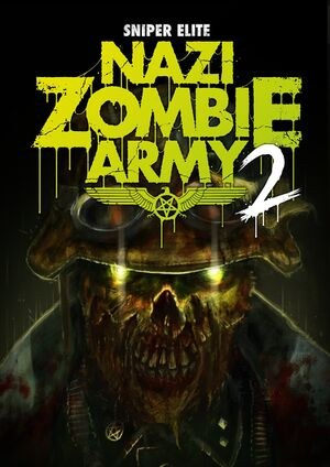 Sniper Elite: Nazi Zombie Army 2 cover