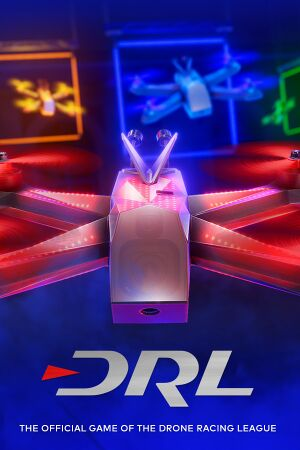 The Drone Racing League Simulator cover