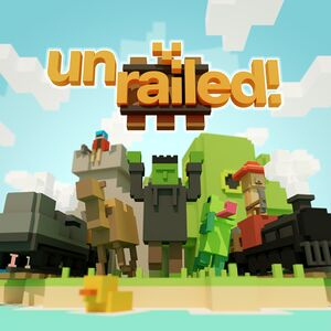 Unrailed! cover