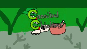 Cannibal Chickens cover
