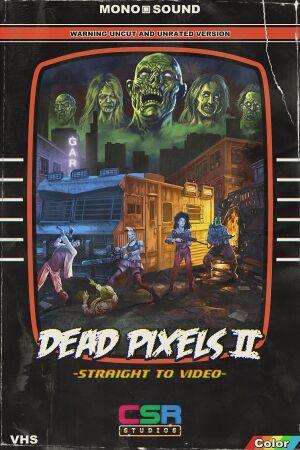 Dead Pixels II cover