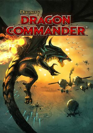 Divinity: Dragon Commander cover