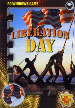 Fallen Haven: Liberation Day cover