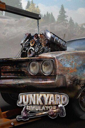 Junkyard Simulator cover