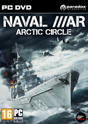 Naval War: Arctic Circle cover